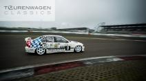 BMW E36 M3 Mercedes Kurve